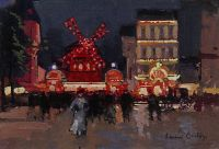 Lumieres du Moulin Rouge